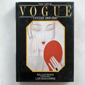 The Art of Vogue Covers 1909-1940 Fashion Book